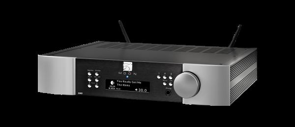 MOON 390 Vorverstärker / Netzwerkplayer / DAC