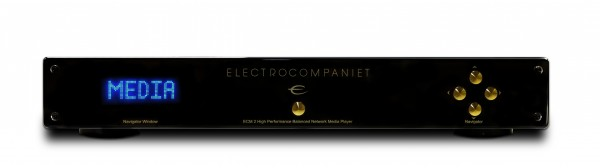 Electrocompaniet ECM-2 Audio-Video-Streamer