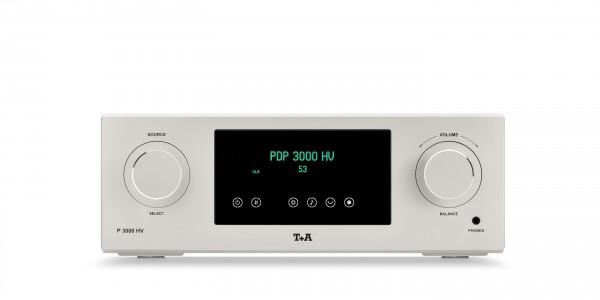 T+A P 3000 HV Vorverstärker / Vorstufe Titan NEU