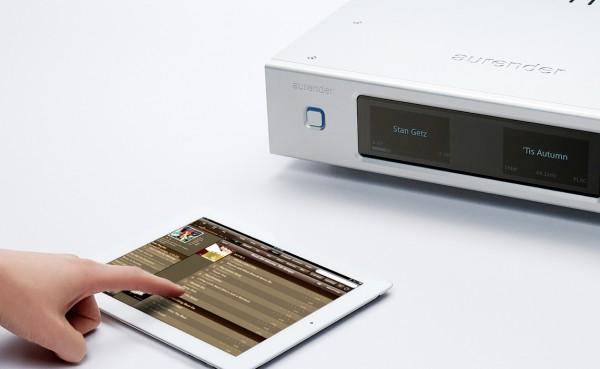 Aurender W20 Musik Server und Player