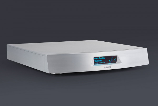 Lumin T2 Netzwerkstreamer mit DAC
