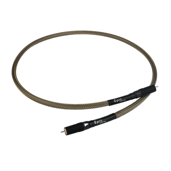 The Chord Company: Epic Coax/RCA-Digitalkabel