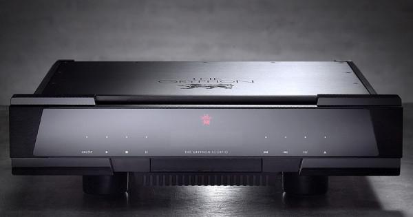 The Gryphon Scorpio S CD-Spieler