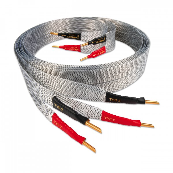 NordOst TYR2 LAUTSPRECHERKABEL (BANANA Connectors)