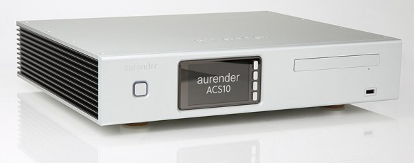 Aurender ACS10 - Streamer/Netzwerkplayer, Server, Ripper