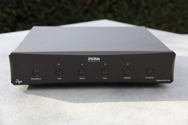 Metrum Acoustics Onyx DAC