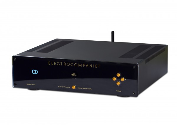 Electrocompaniet ECI-6DX Vollverstärker incl. DAC & Streaming