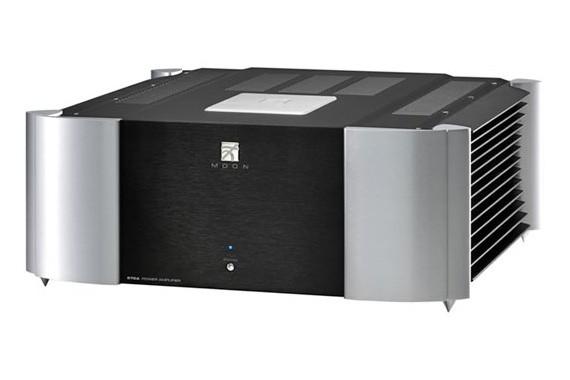 MOON Evolution 870A Stereo-Endstufe Bi-Color