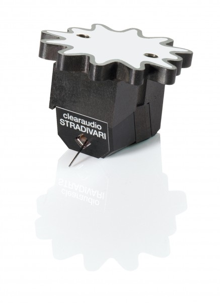 Clearaudio Tonabnehmer Stradivari V2 MC