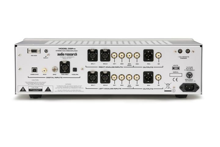 Audio Research DSPre silber - DEMO