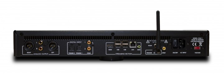Electrocompaniet ECM-2 Audio-Video-Streamer