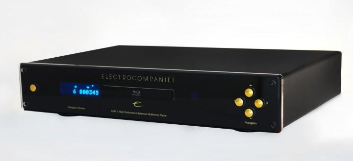 Electrocompaniet EMP-3 Multiformat- und Blu-Ray-Spieler DEMO