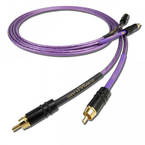 Nordost Purple Flare (Interconnect-Kabel – Cinch / XLR)
