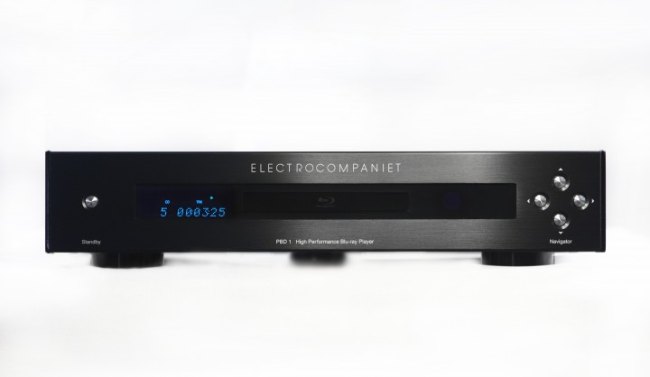 Electrocompaniet Blu-Ray-Player PBD-1
