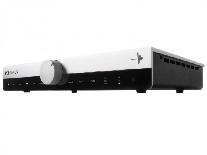Bundle: Perreaux Audiant DP32 & 100p mit AudioQuest Water XLR-Kabel