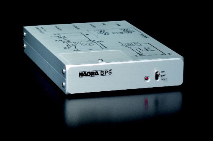 Nagra BPS (Bipolar Phono Stage)