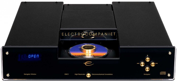 Electrocompaniet EMC-1 Mk IV CD-Player