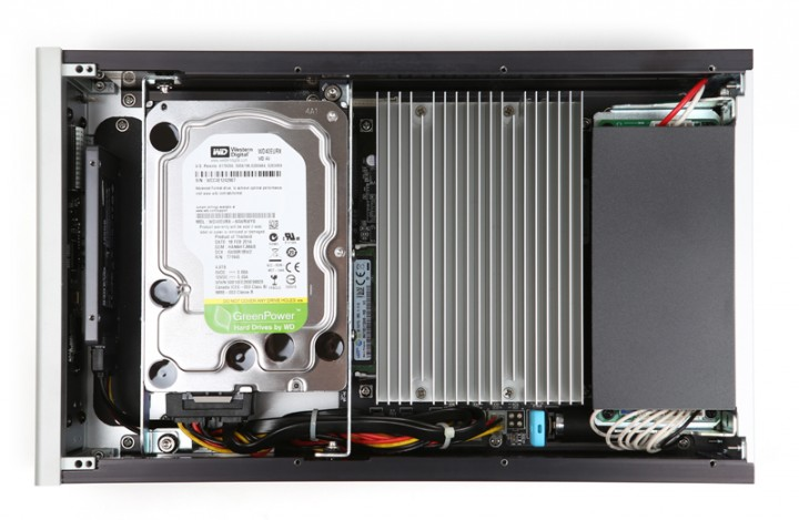 Aurender X 100 - 6 TB Musik-Server und Player