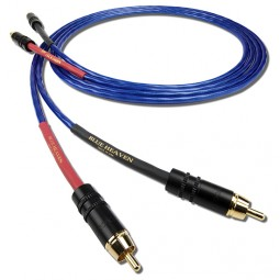 Nordost Blue Heaven (Interconnect-Kabel – Cinch / XLR)