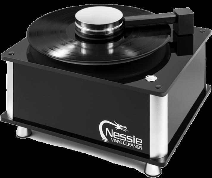 Draabe Nessie Vinylcleaner - Schallplattenwaschmaschine