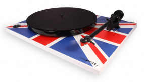 Rega RP1 Performance Union Flag